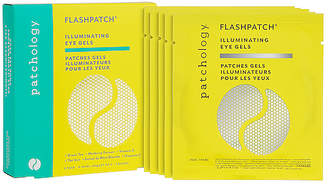 Patchology FLASHPATCH Illuminating Eye Gels 5 Pack