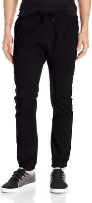 Southpole Young Men's Big-Tall Basic Stretch Twill Jogger Pants Pants