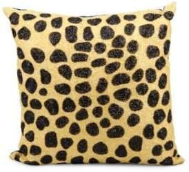 Nourison Animal Print Pillow