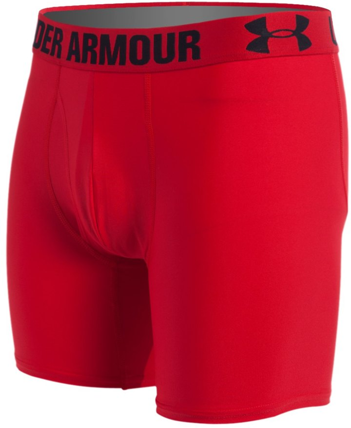 Under Armour Men's Heatgear Performance Running Boxerjock (2pack) - 8122836