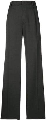 Miu Miu track stripe tailored trousers