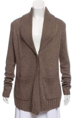 Givenchy Wool & Cashmere Blend Cardigan