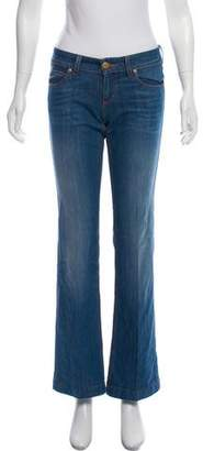 Gucci 70's Low-Rise Flared Jeans
