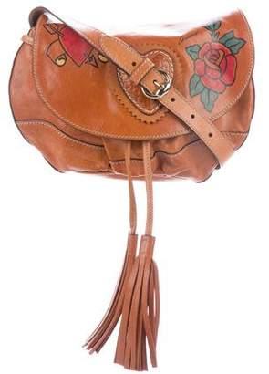 Gucci Tribeca Tattoo Hearts Bag