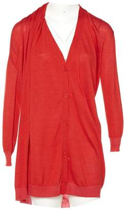 Cacharel Red Cotton Knitwear for Women