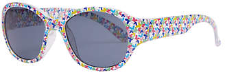 John Lewis & Partners Children's Butterfly Print Sunglasses, Multi