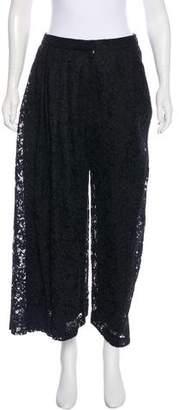 Christian Dior Asymmetrical Lace Pants w/ Tags