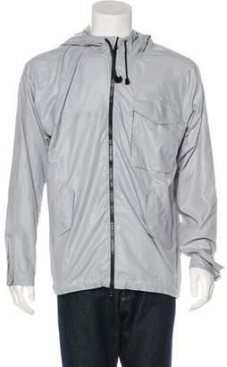 John Elliott + Co Lightweight Windbreaker Jacket