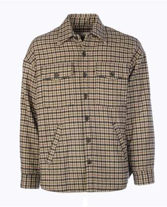 Golden Goose Plaid Jacket