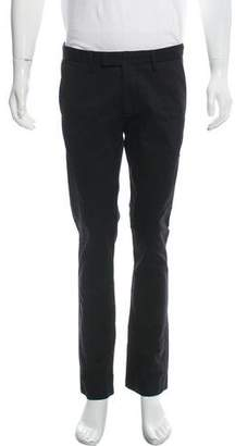 Acne Studios Flat Front Chinos