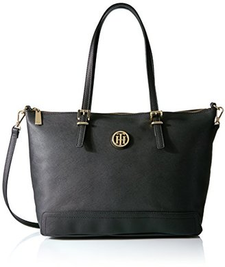 Tommy Hilfiger Honey Tote $59.99 thestylecure.com