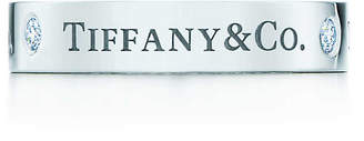 Tiffany & Co. band ring