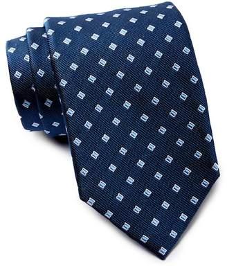 Vince Camuto Vacallo Print Silk Tie