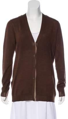 Prada Wool and Silk Cardigan