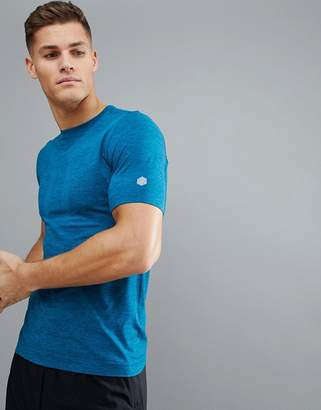 Asics Training Seamless T-Shirt In Blue 155216-8095