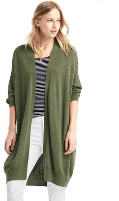 Three-quarter sleeve cocoon cardigan $59.95 thestylecure.com