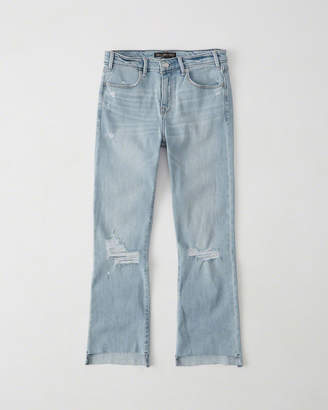 Abercrombie & Fitch Flare Ankle Jeans