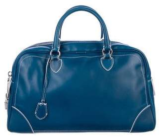Marc Jacobs Leather Bowler Bag