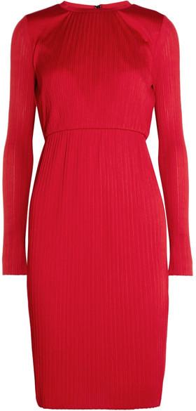 Max MaraMax Mara - Plissé-jersey Dress - Red