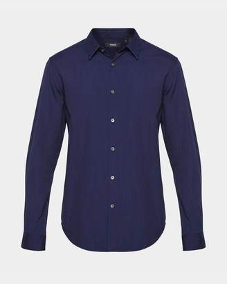 Theory Cotton-Tencel Standard-Fit Shirt