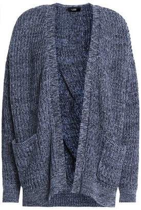 Line Cotton Cardigan