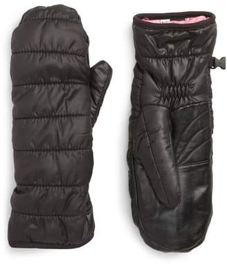 URBAN RESEARCH Extreme Cold Weather Touchscreen-Compatible Mittens