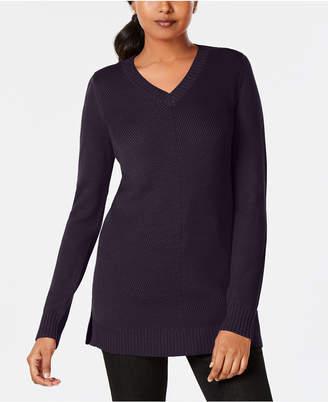 Charter Club V-Neck Sweater