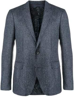Etro textured blazer