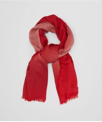 Bottega Veneta Old Rose Wool Scarf