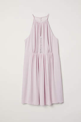 H&M H&M+ Sleeveless Dress - Pink