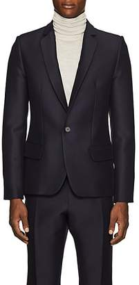 Martin Grant Men's Wool-Silk Cady One-Button Sportcoat - Navy