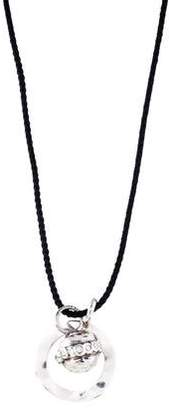 Ippolita Diamond Pendant Necklace