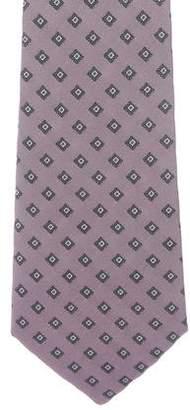 Givenchy Silk Jacquard Tie