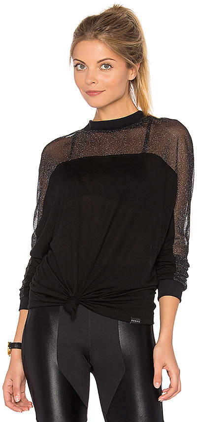 Reply Long Sleeve Top
