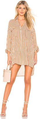 Faithfull The Brand Baia Shirt Dress