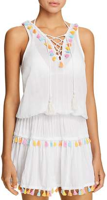 Cool Change Coolchange Tessa Ibiza Tunic Swim Cover-Up