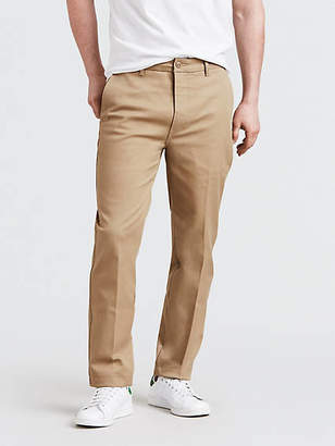 Levi's 502 Regular Taper Fit Sta-Prest Stretch Chinos Pants