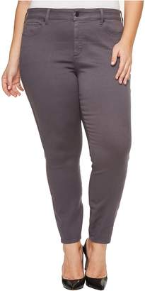 NYDJ Plus Size Plus Size Ami Skinny Legging Jeans in Super Sculpting Denim in Vintage Pewter Women's Jeans