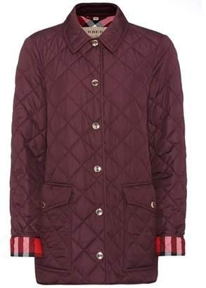 Burberry Westbridge quilted jacket