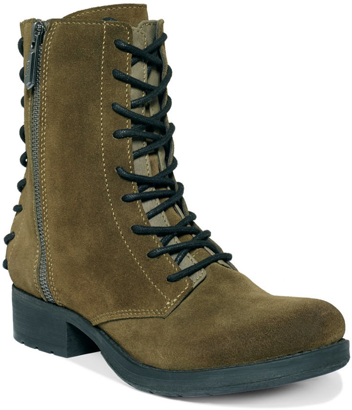 Sam Edelman Circus by Griffin Combat Booties