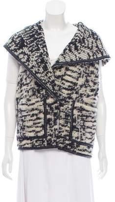 Diesel Sleeveless Wool Sweater