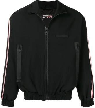 Represent track jacket