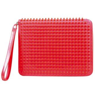 Christian Louboutin Patent leather clutch bag