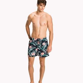 Tommy Hilfiger Floral Mid-Length Swim Trunk