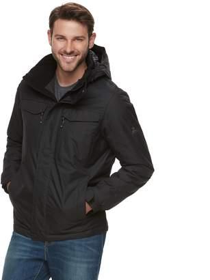 ZeroXposur Men's Dozer Midweight Hooded Jacket