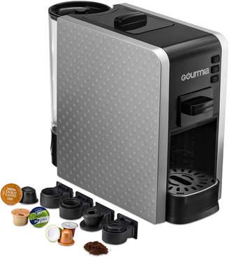 Starbucks Gourmia GCM7000S Multi-Capsule Espresso Machine Compatible with Nespresso, Docle Gusto, and Pods