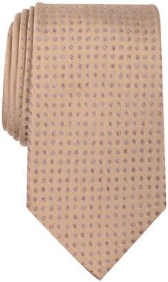 Perry Ellis Men's Hillar Solid Dot Tie