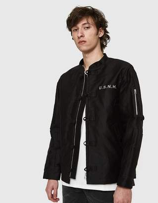 Neighborhood K-1D Jacket in Black