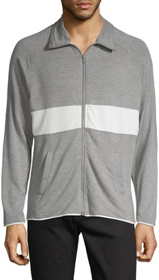 Threads 4 Thought Heathered Track Jacket