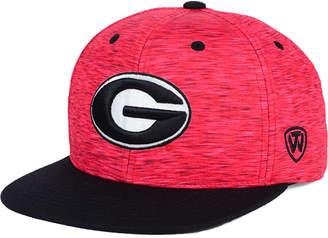 Top of the World Georgia Bulldogs Energy 2-Tone Snapback Cap